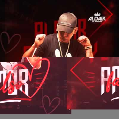 Single - Amor Falso de Aldair Playboy